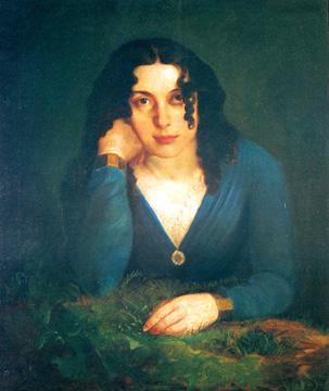 Lilly Martin Spencer - (1822-1902) американская художница, писавшая жанровые картины.