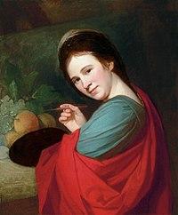 Мэри Мозер (англ. Mary Moser; 1744—1819) — английская художница, одна из первых женщин, членов Королевской академии художеств. Писала преимущественно портреты и натюрморты с цветами.[