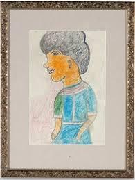 Нэлли Мэй Роу - (1900-1982) разносторонняя художница самоучка афроамериканского происхождегния.