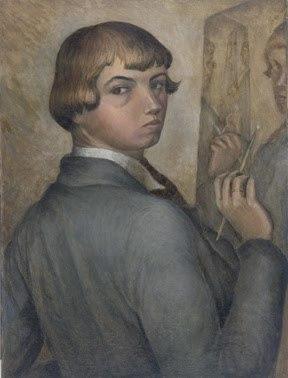 Люсиль Бланш (1895-1981) - американская художница-муралистка.