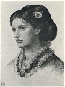 Люси Мэддокс Браун Росетти (1843-1894) - британская художница-прерафаэлит и писательница.