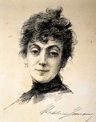 Мадле́н Лёме́р (фр. Madeleine Lemaire, 1845 — 8 апреля 1928, Париж) — французская художница, специализировавшаяся в цветах и жанровой живописи.