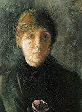 Ода Крог (1860-1935) - норвежская художница, мастерица портретной и пейзажной живописи.