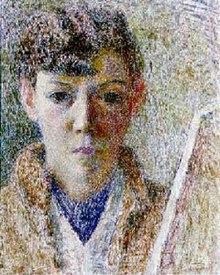 Дод Прокттер (1890-1972) -английская художница и иллюстратриса. Писала, главным образом, портреты и натюрморты.
