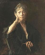 Susan Macdowell Eakins - (1851-1938) - американская художница и фотографиня.