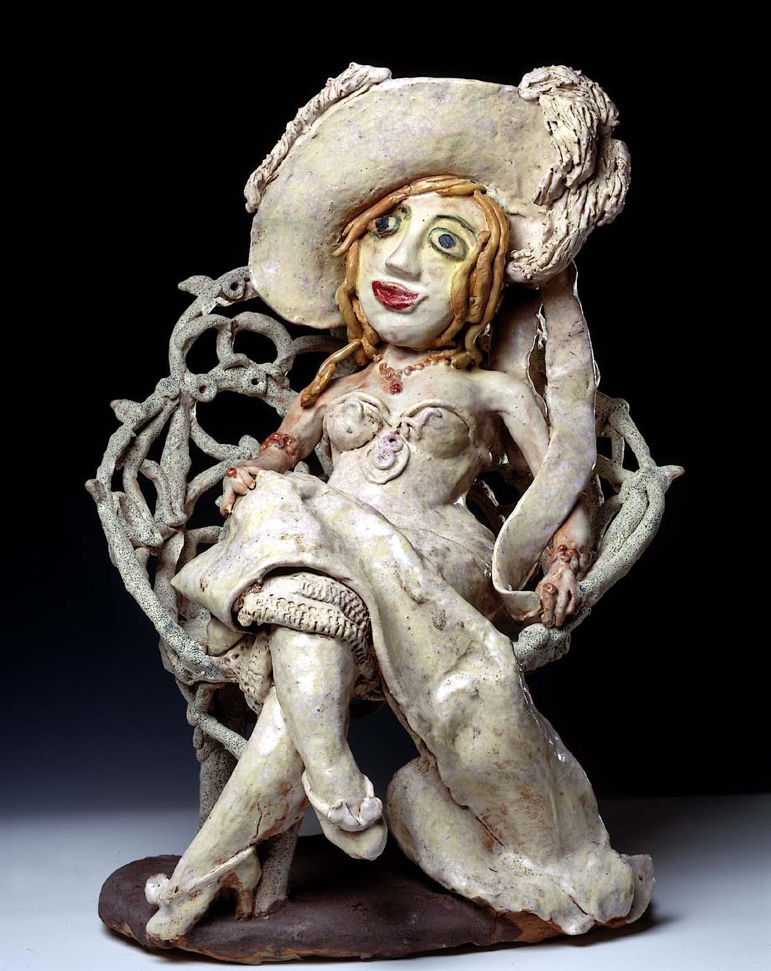 Беатрис Вуд (англ. Beatrice Wood, 3 марта 1893, Сан-Франциско — 12 марта 1998, Охай) — американская художница, писательница и журналистка, работавшая в таких направлениях, как дадаизм и сюрреализм.