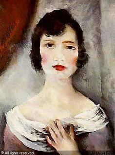 Вера Рохлина (1896-1934) - русская художница.