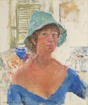 Ирэн Зуркинден - (1909-1987) швейцарская художница.