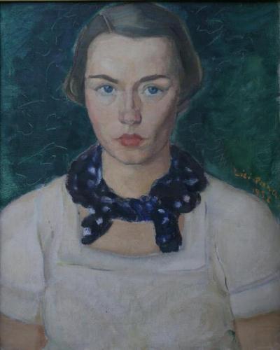 Лили Панку - (1908-2006) румынская художница.
