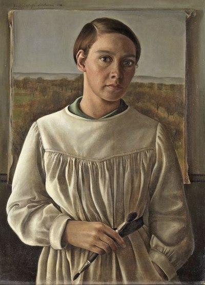 Фридель Детлаффс-Едельман -(1899-1982) немецкая художница, писавшая портреты, пейзажи и цветы.