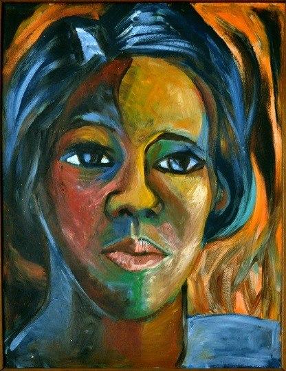Сибилл Аттек (1911-1975) - тринидадская художница.