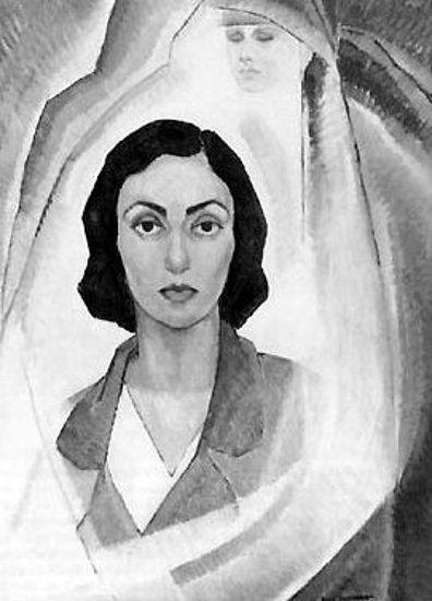 Белль Бараншену (1902-1988) -  американская художница румынского происхождения, гравировщица и муралистка.