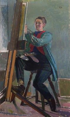 Эвелин Данбар  (1906-1960) - британская военная художница.