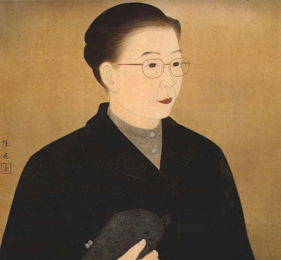 Чен Цзинь - (1907-1998) тайваньская художница