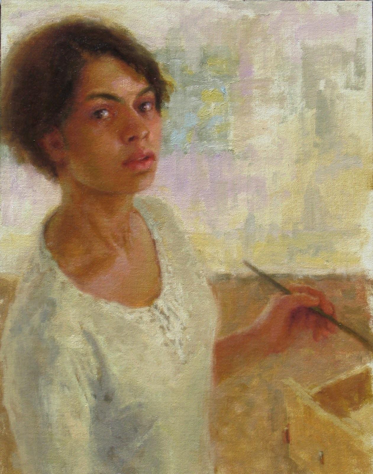 Снехал Пейдж (1986-) - индийская художница.
