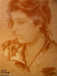 Лола Мора (1866-1936) - аргентинская художница и скульптрисса.