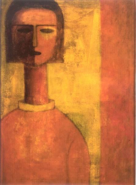 Джудит Маркес (1925-1994) - первый абстрактный художник Колумбии.