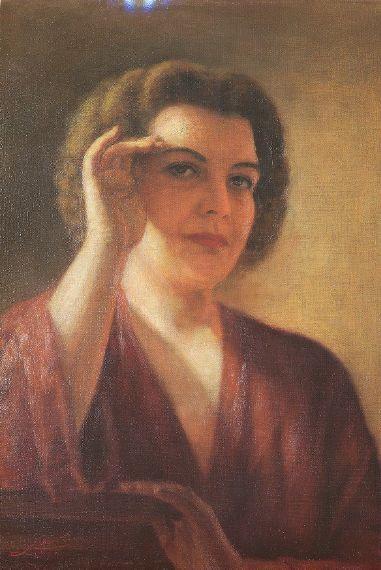 джорджина д'Альбукерк (1885-1962) - бразильская художница-импрессионистка.