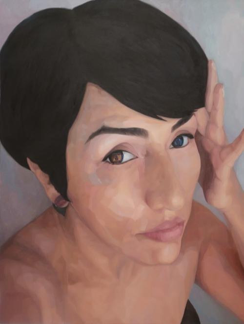 Клаудия Сока (1968-) - перуанская художница