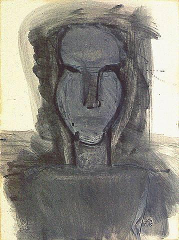 Ана Мендьета (1948-1985) - кубинская художница.