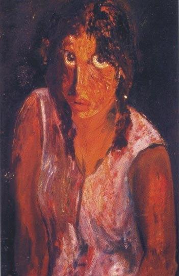 Анжоли Элла Менон (1940) - индийская художница-муралистка.