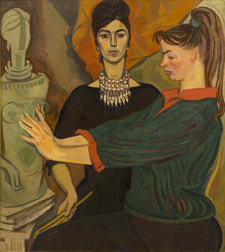 Лавиния Бажбеук-Меликян (1922-2005) - армянская художница.