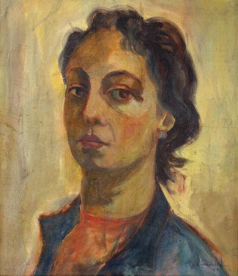 Лола Фернандес (1926-) - художница из Коста Рики.