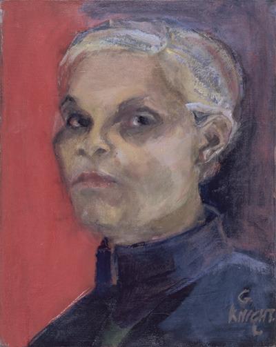 Гвендолин Найт (1913-2005) - афроамериканская художница.