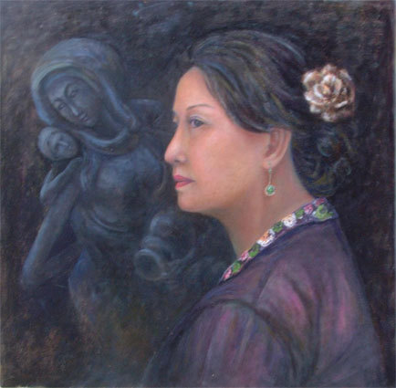 Юн Ши Линг (1966-) - малайзийская художница