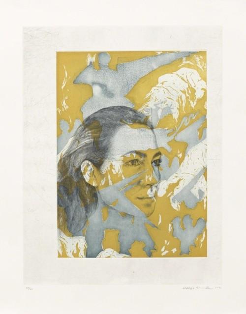 Шазия Сикандер (1969-) - пакистанская художница, творчество которой вдохновлено персидской средневековой миниатюрой.