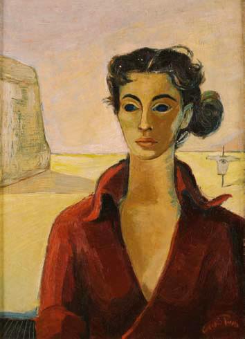 Сесилия Поррас (1920-1971) - колумбийская художница-экспрессионистка.