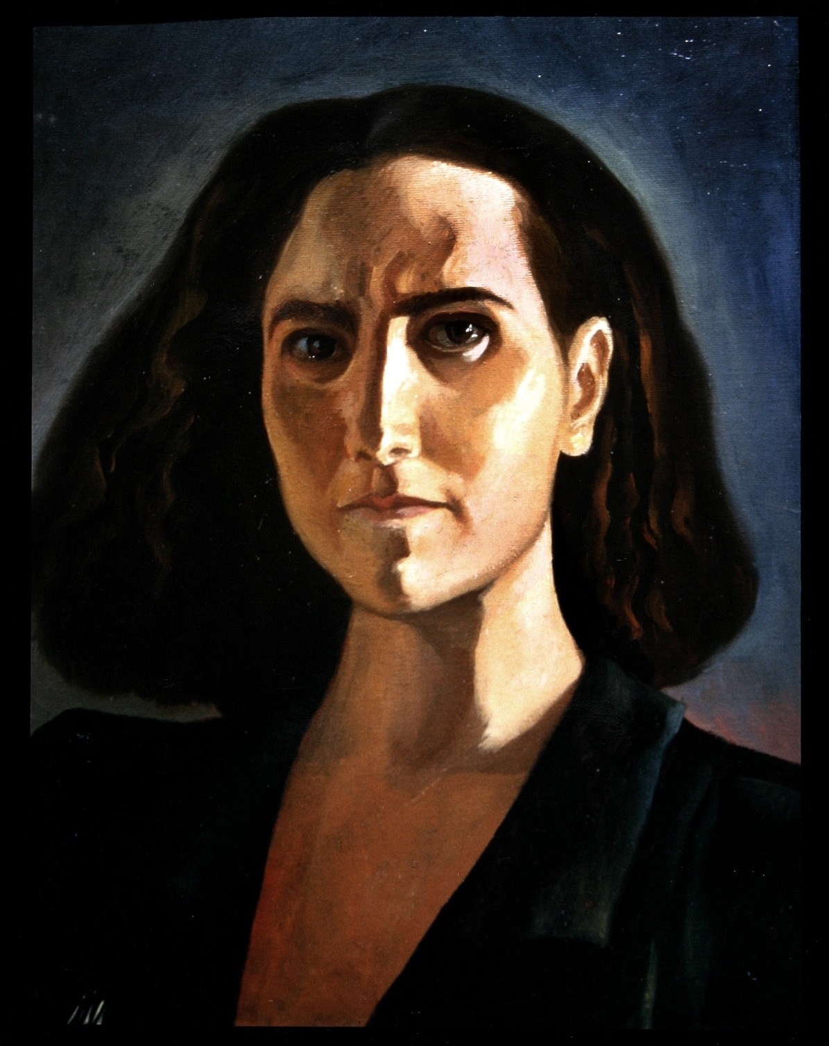 Афифа Алейби (1953-) - иракская художница.