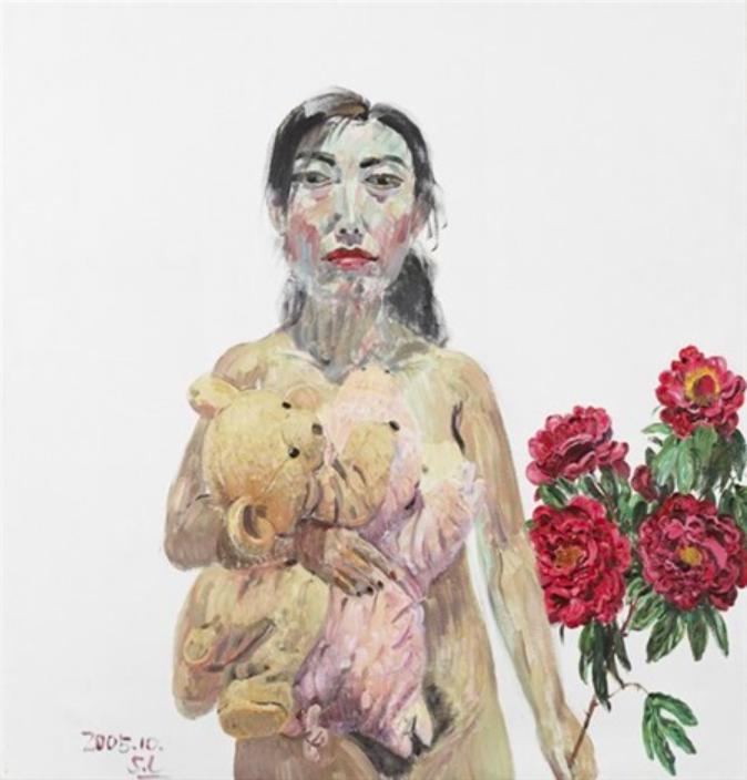 Шен Линг (1965-) - китайская художница.
