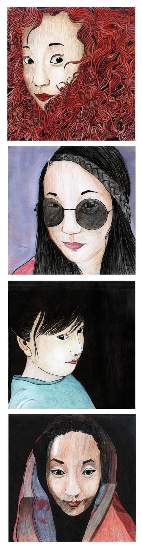 Кунзанг Вангмо (1992-) - художница из Бутана.