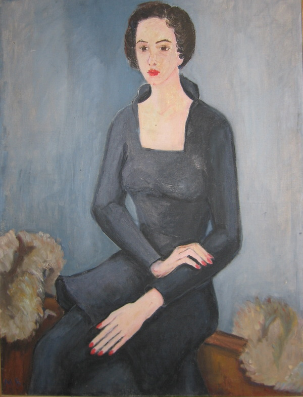 Мэри Брандт (1917 - 1985) - венесуэльская художница