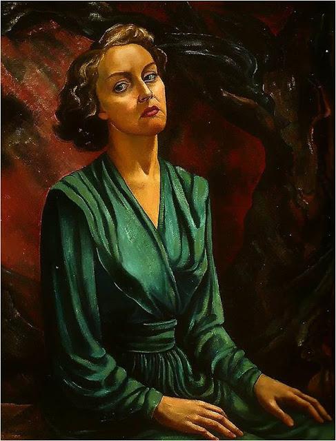 Корделия Уруета (1908-1995) - мексиканская художница абстракционистка.