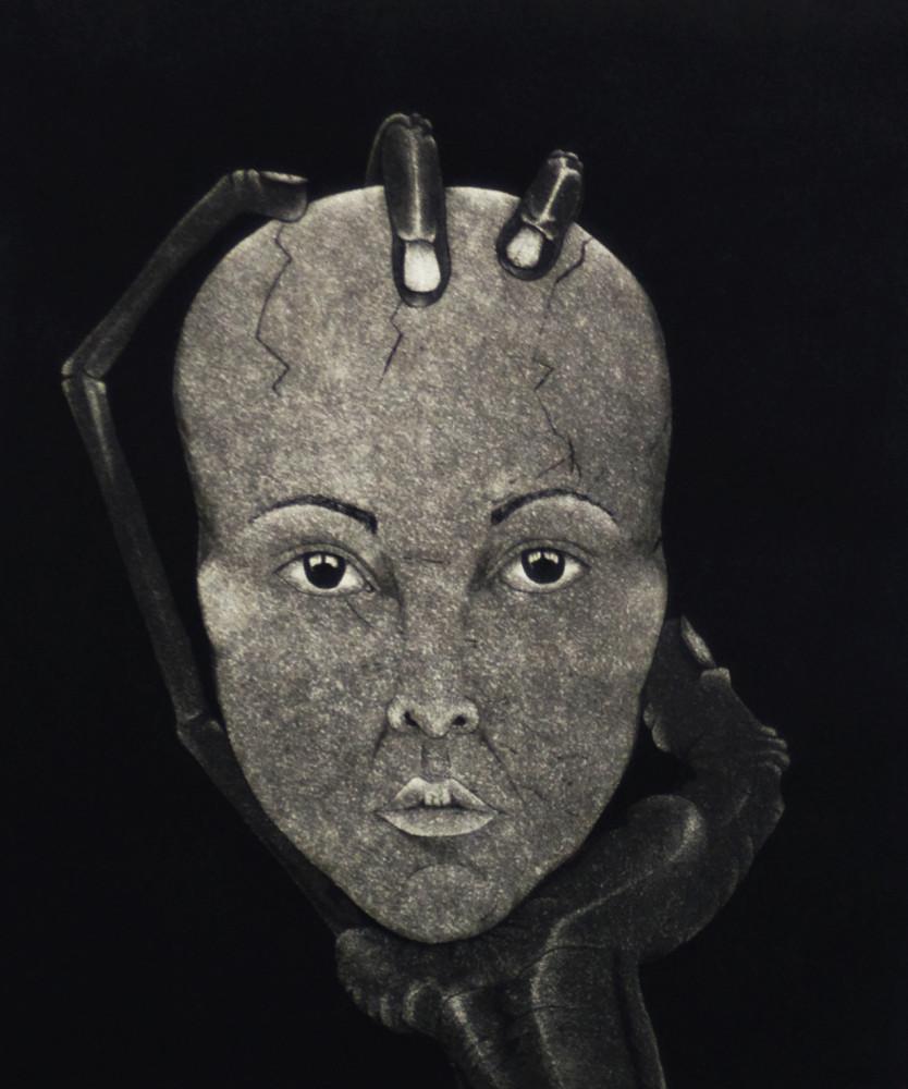 Аллисия Витери (1946) - художница из Панамы.