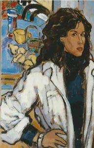 Жанетт Перро (1958-) -канадская художница.