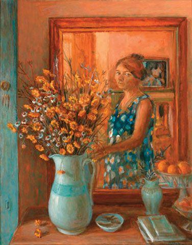 Маргарет Оллей (1926-2011) - австралийская художница.