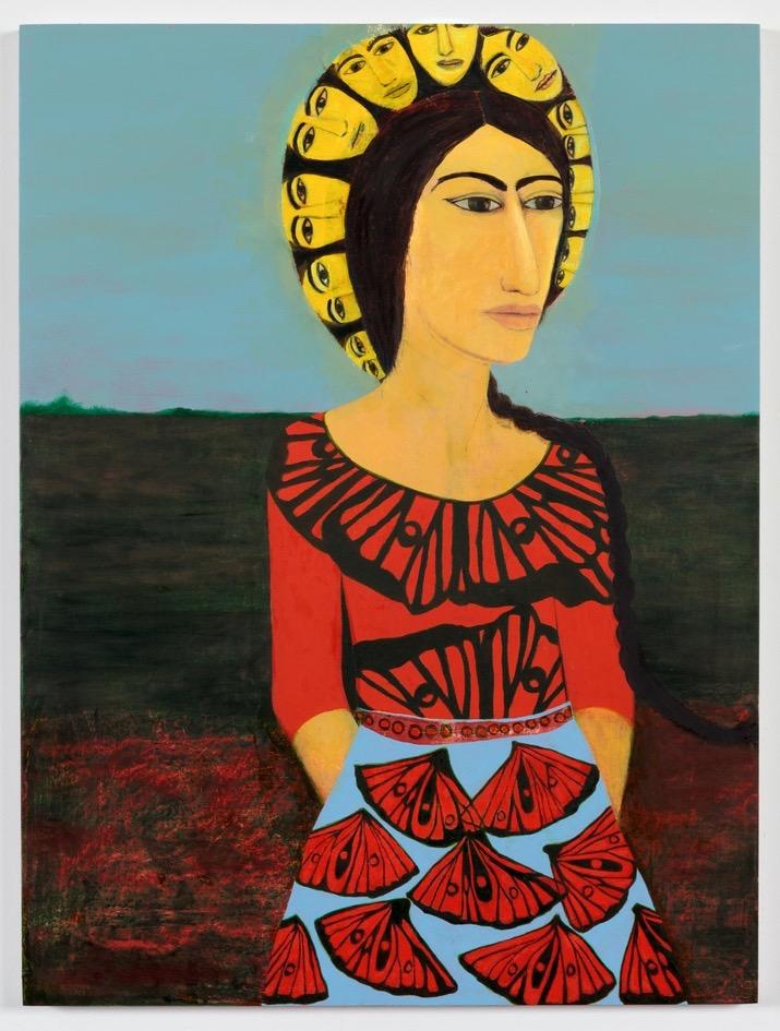 Самира Аббасси (1965-) - художница из Ирана.