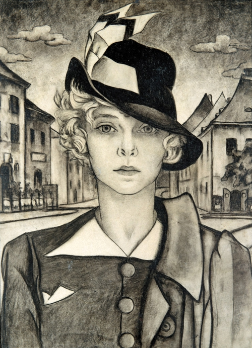 Маша Фести (1895-1979) - венгерская художница.