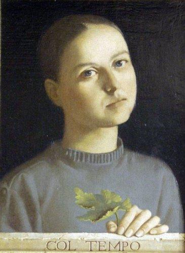 Юлия Бекова (1965-) - русская художница, известная пейзажами и жанровыми сценами в ренессансном стиле.