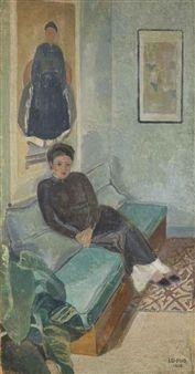 Ле Ти Лю - (1911-1988) вьетнамская художница.
