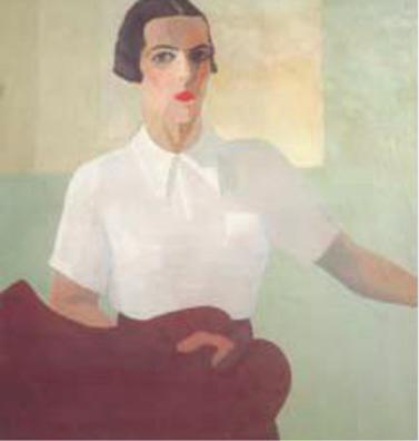 Петрона Виейра (1895-1960) - уругвайская художница.