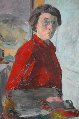 Рут Смит (1913-1958) - фарерская художница и график.