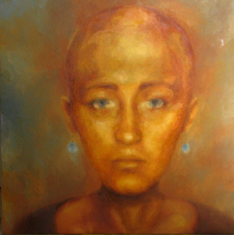 Сунита Нахарджан - художница с Непала.