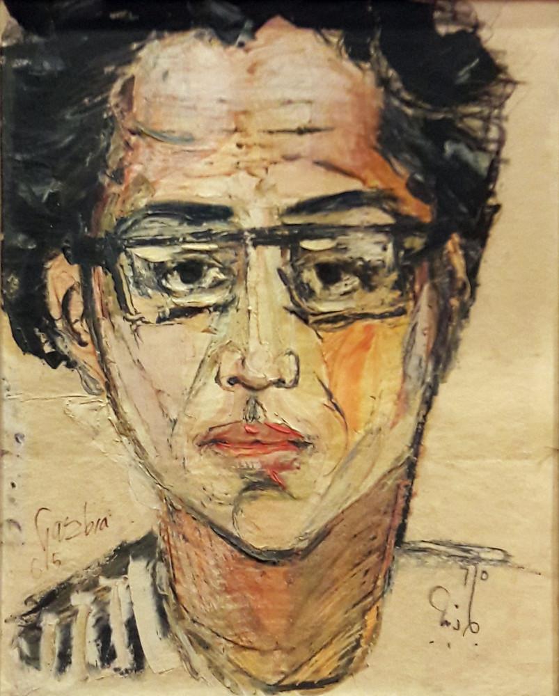Газбия Сирри (1925-) - египетская художница.