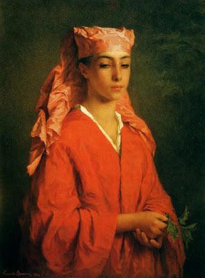 Fellah nord africaine1867, Henriette Browne.jpg