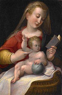 220px-Madonna_and_Child_(Indianapolis),_Barbara_Longhi.jpg