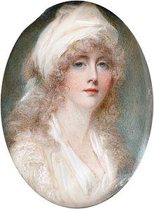 Энн Меэ Фолдсон (1765-1851) - британская миниатюристка.